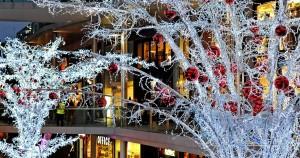 Kalėdos Liverpulyje